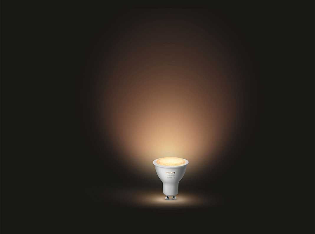 collegare Philips Hue a Google Home
