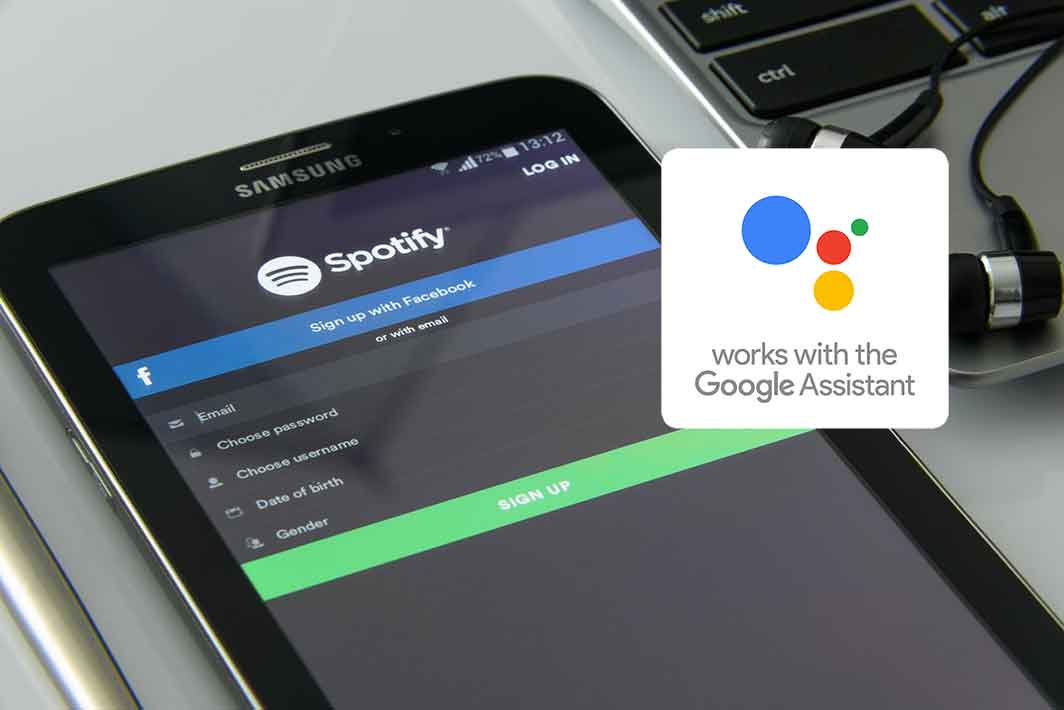 Come collegare Spotify a Google Home
