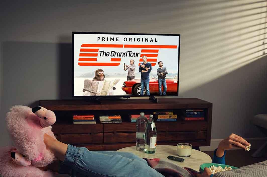 controllare la TV con Alexa e Fire TV