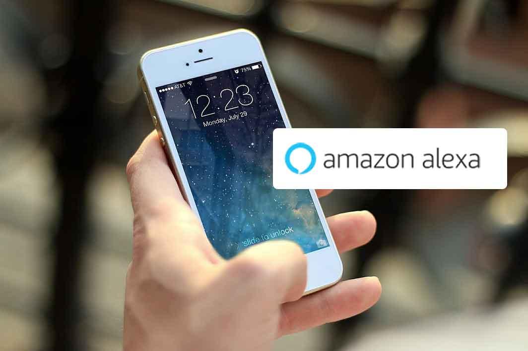 trovare il tuo telefono con Alexa