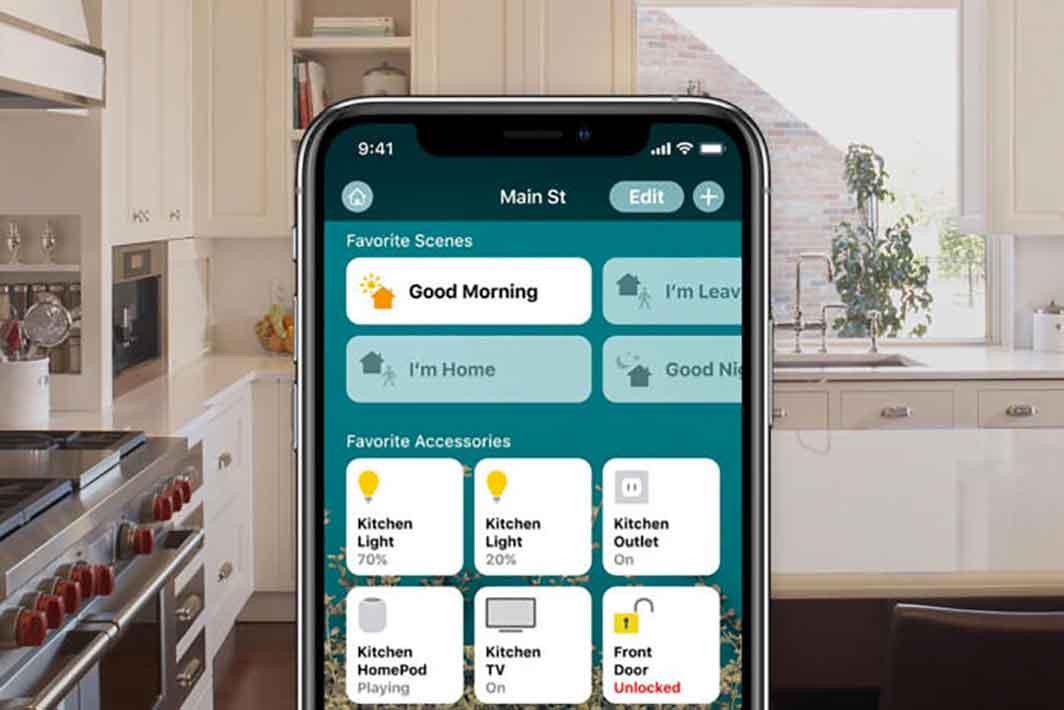 Apple HomeKit Casa