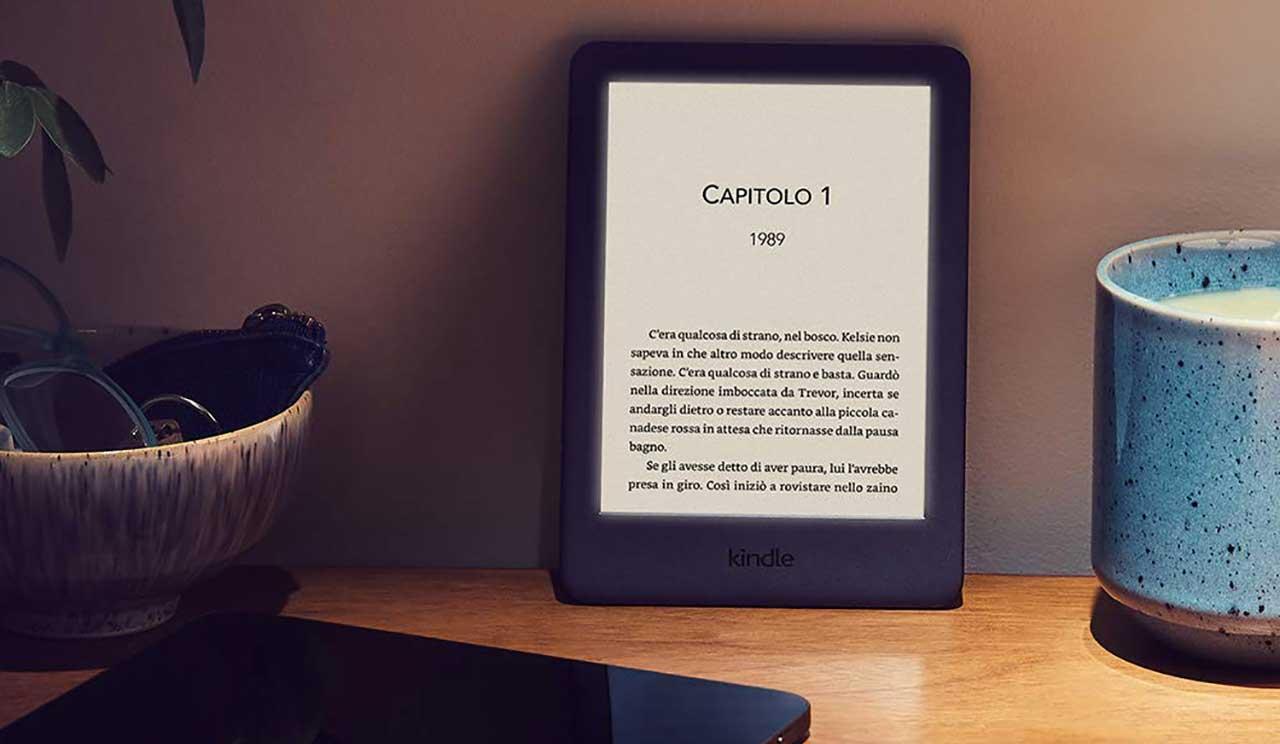 Alexa e libri Kindle