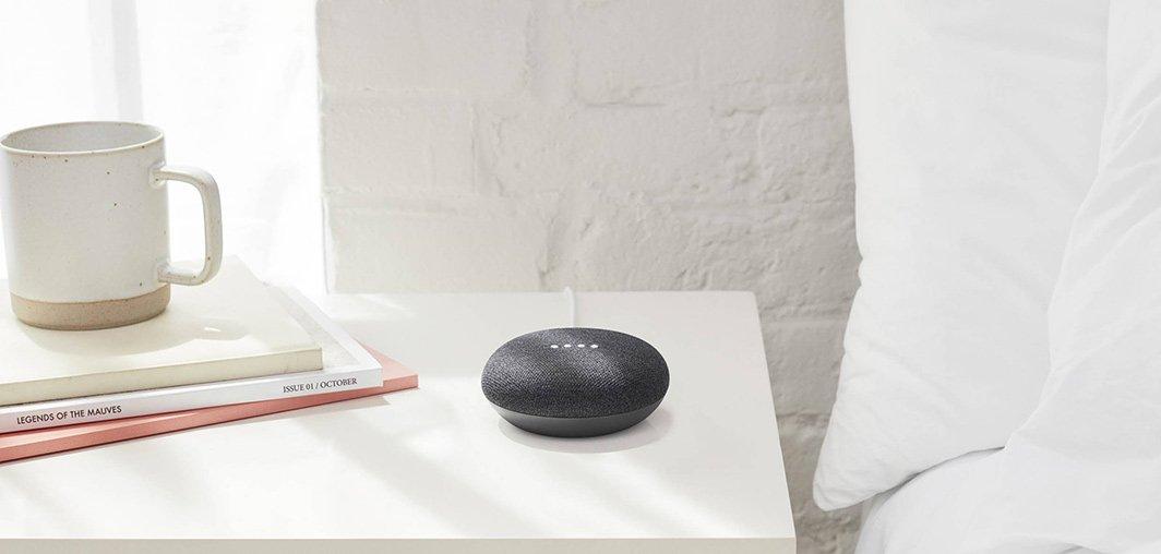 impostare la sveglia su Google Home