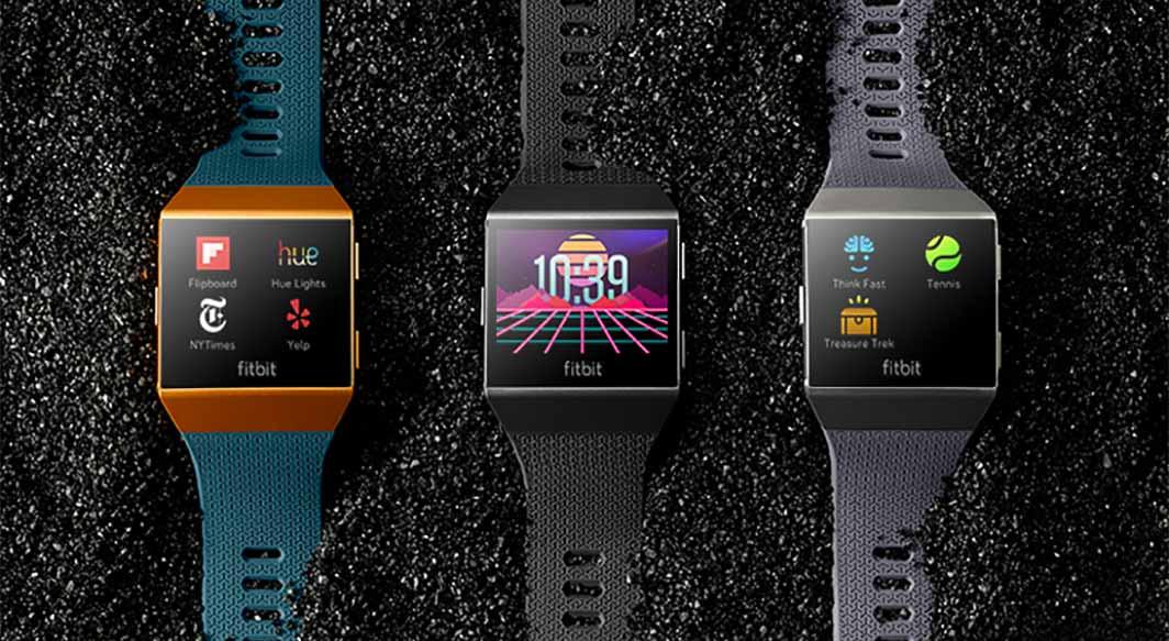 Fitbit Ionic Scheda tecnica
