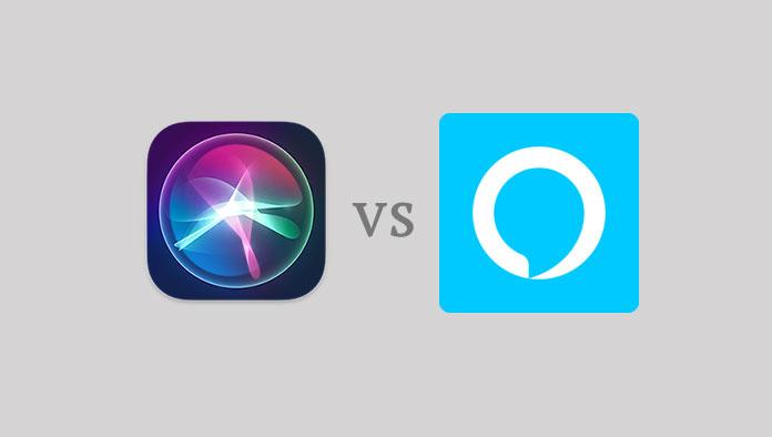 è meglio Siri o Alexa?