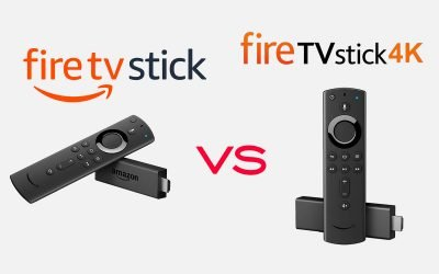 Fire Tv Stick vs Fire Tv Stick 4K