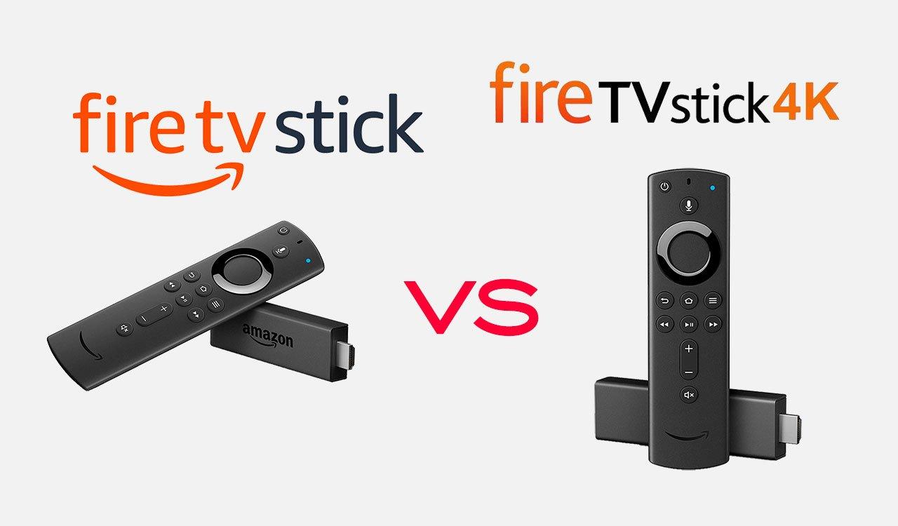 Fire Tv Stick vs Fire Tv Stick 4K