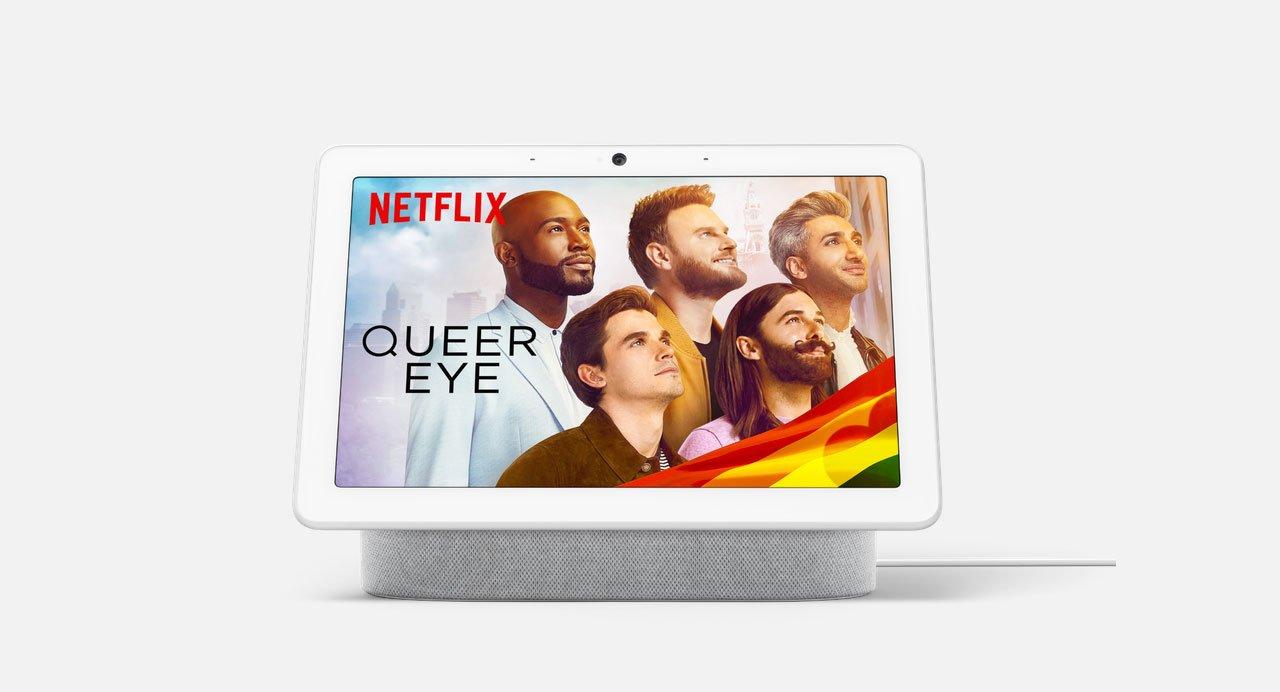 guardare Netflix su Nest Hub