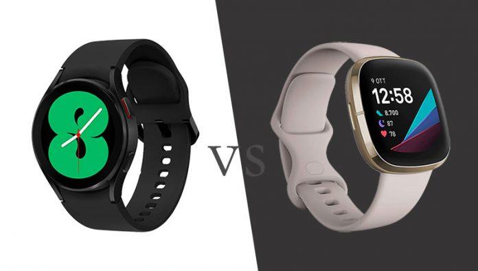 Galaxy Watch 4 VS Fitbit Sense
