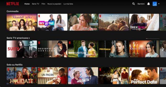 Cambiare metodo di pagamento su Netflix